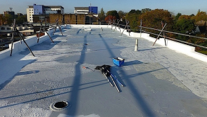 Gacoroof Flat Roofing System