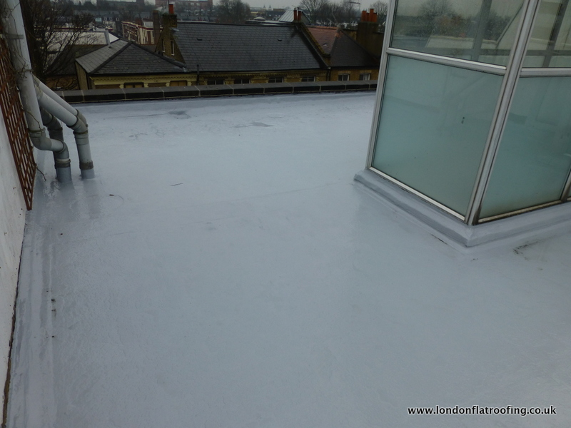 New Flat Roofs London
