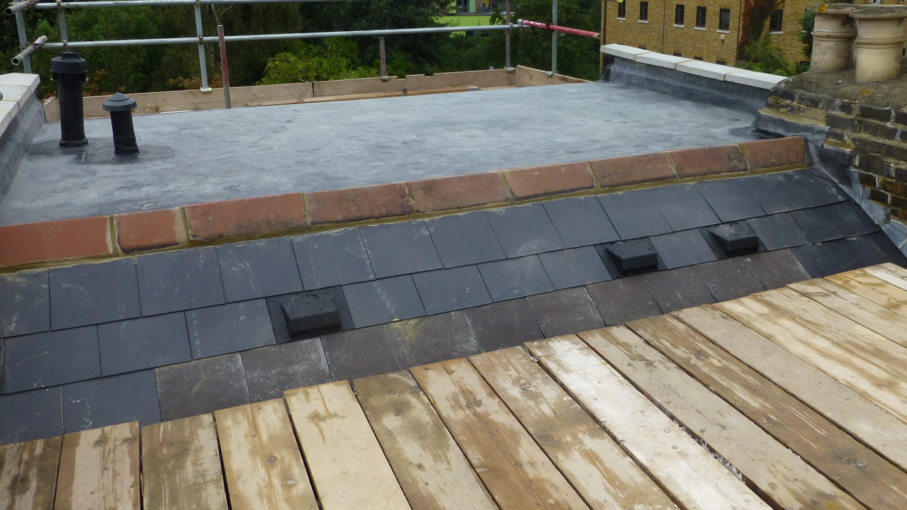 New Flat Roofs