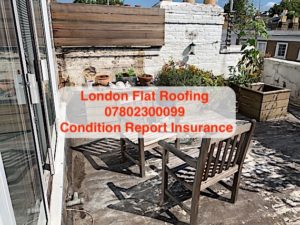Flat Roof Condition Report Insurance